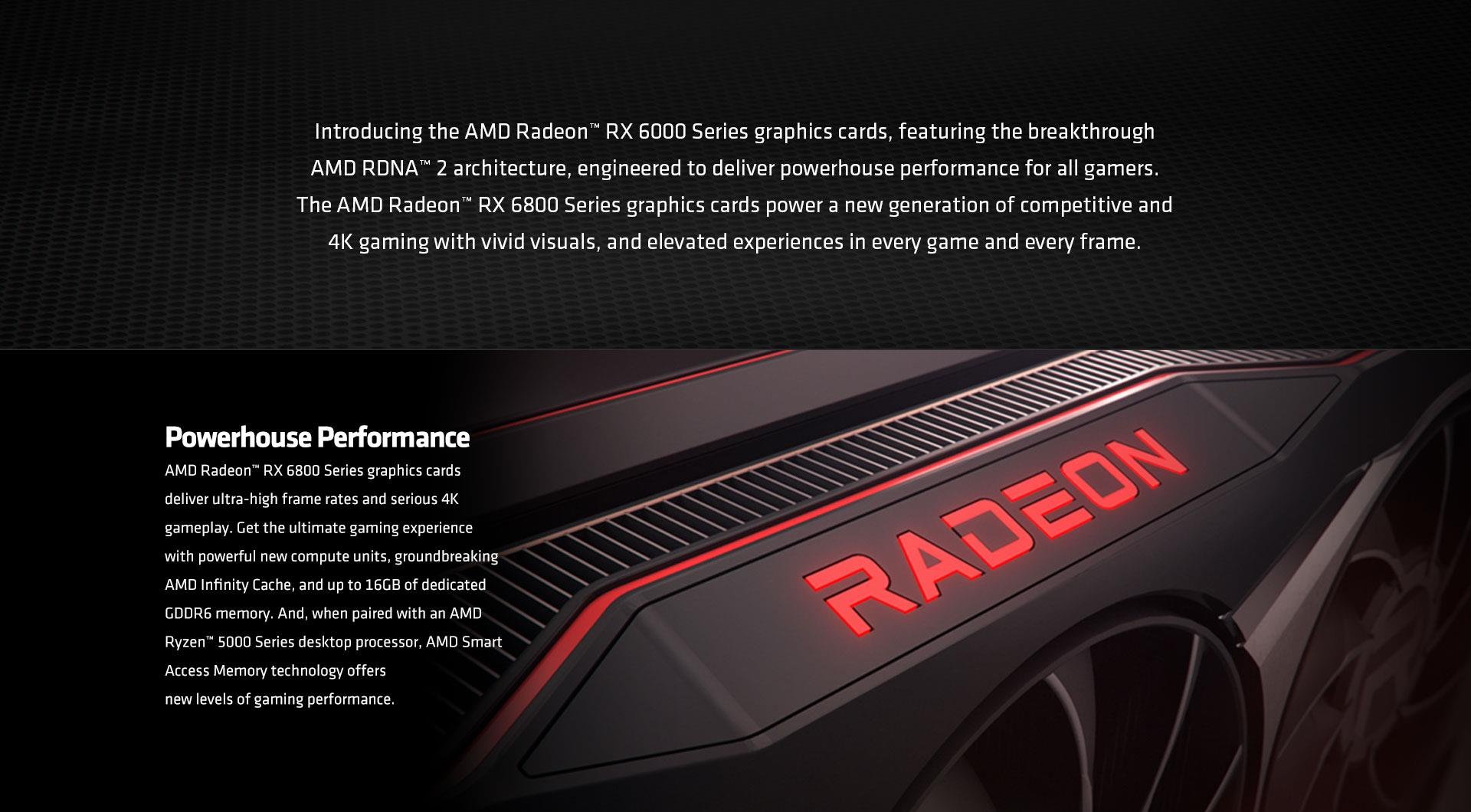 SAPPHIRE PULSE AMD RADEON RX 6800 OC